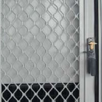Security doors and screens